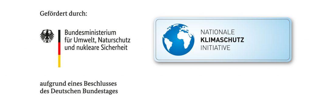Das Projekt wird im Rahmen der Nationalen Klimaschutzinitiative des Bundesumweltministeriums gefördert