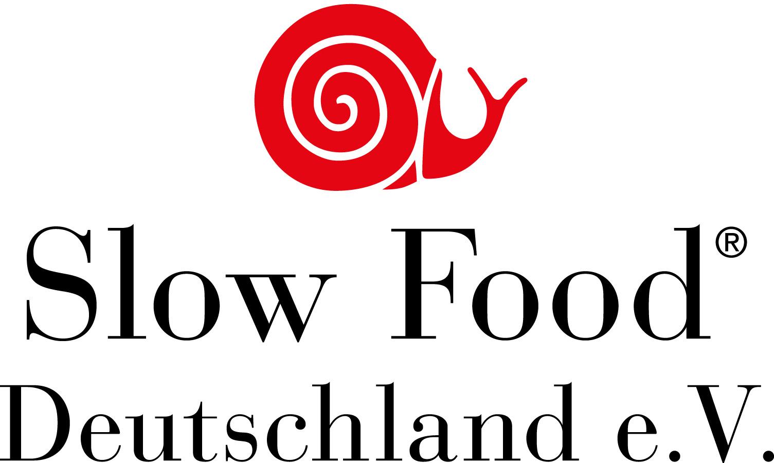 Logo Slow Food Deutschland e.V.