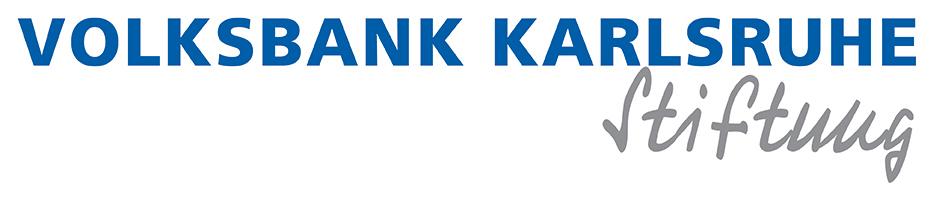Logo - Volksbank Karlsruhe Stiftung