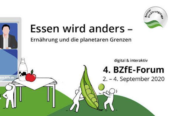 Essen wird anders - BZfE Forum